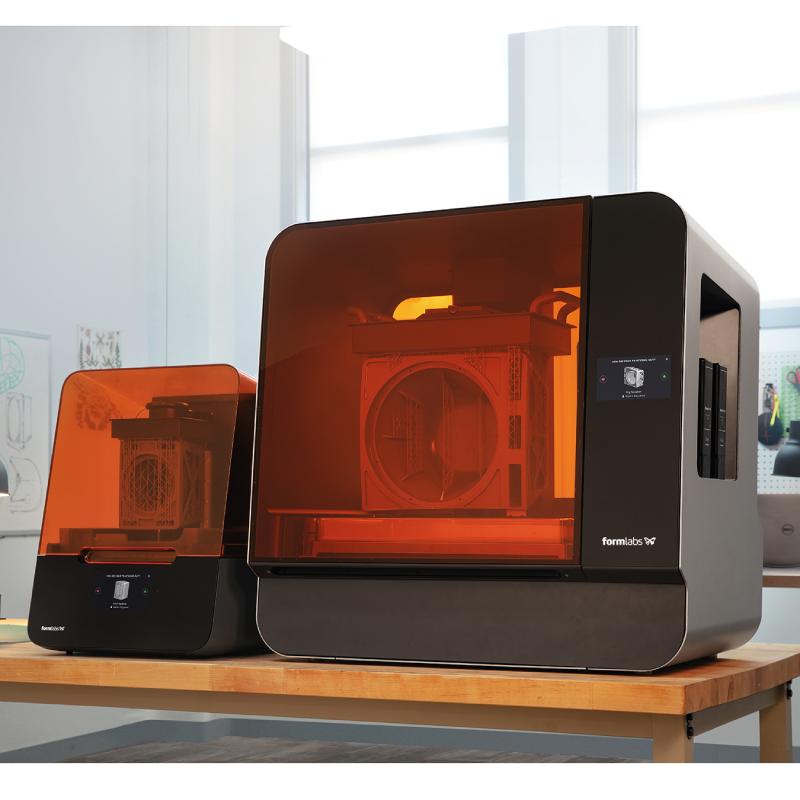 Imprimantes 3D SLA de Formlabs - Form 3 et Form 3L